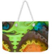 Lucid Dreaming Weekender Tote Bag by Linda Sannuti