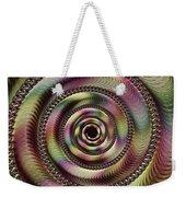 Lucid Hypnosis Abstract Wall Art Weekender Tote Bag