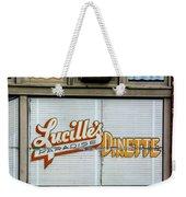 Lucille's Weekender Tote Bag