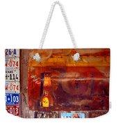 Luckenbach Tx Weekender Tote Bag