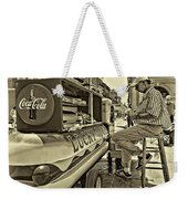 Lucky Dogs And Coke 2 Weekender Tote Bag