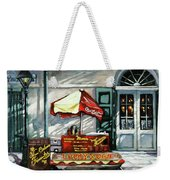 Lucky Dogs Weekender Tote Bag