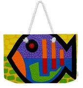 Lucky Fish II  Weekender Tote Bag