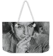 Lucky Luciano Weekender Tote Bag