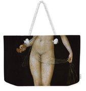 Lucretia Weekender Tote Bag