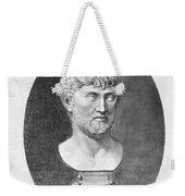Lucretius (96 B.c.?-55 B.c.) Weekender Tote Bag