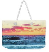Lucy Vincent Surf Weekender Tote Bag