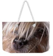 Lucys Smile Weekender Tote Bag