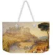 Ludlow Castle  Weekender Tote Bag