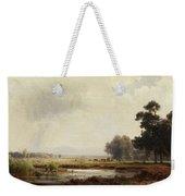 Ludwig Deutsch, Landscape Weekender Tote Bag