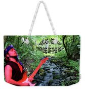 Lukas By The Creek 2 Weekender Tote Bag