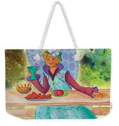 Lulu Beth Twinkle At The Banquet Weekender Tote Bag