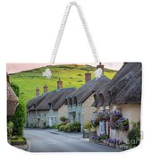 Lulworth Cottages Weekender Tote Bag