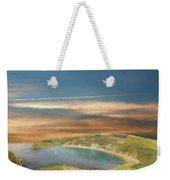 Lulworth Cove Weekender Tote Bag