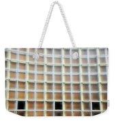 Lumina Squares Weekender Tote Bag