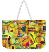 Luminal Progression Weekender Tote Bag