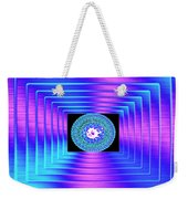 Luminous Energy 9 Weekender Tote Bag by Will Borden