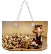 Lumuel And The Peanuts Weekender Tote Bag