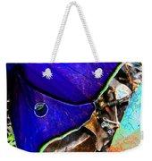 Luna Moth False Color Work One Weekender Tote Bag