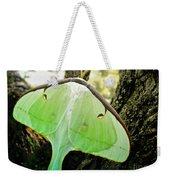 Luna Moth No. 3 Weekender Tote Bag