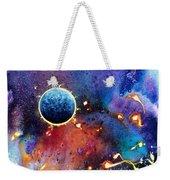 Luna Violet Weekender Tote Bag