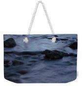 Lunar Flow Weekender Tote Bag