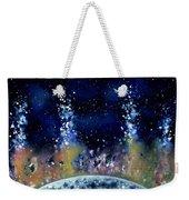 Lunar Genesis Weekender Tote Bag