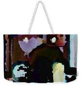 Lunch Counter Weekender Tote Bag