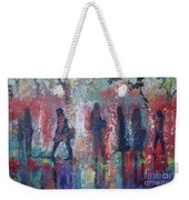 Lunch Hour Weekender Tote Bag