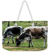 Lunch With A Friend Weekender Tote Bag
