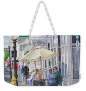 Lunchtime In Florence, Or Weekender Tote Bag