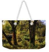 Lush Garden Weekender Tote Bag