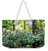 Lush Greens Weekender Tote Bag
