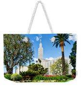 Lush La Temple Weekender Tote Bag
