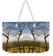 Lush Land Leafless Trees IIi Weekender Tote Bag