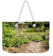 Lush Landscaped Garden Weekender Tote Bag