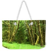 Lush Rain Forest Weekender Tote Bag