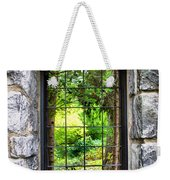 Lushness Beyond The Walls Weekender Tote Bag