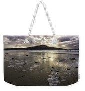 Luskentyre Beach Sunset Weekender Tote Bag