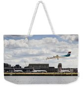 Lux Air London City Airport Weekender Tote Bag