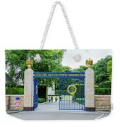 Luxembourg American Cemetery And Memorial Weekender Tote Bag