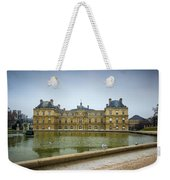 Luxembourg Palace Weekender Tote Bag