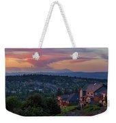 Luxury Homes In Happy Valley Oregon Weekender Tote Bag
