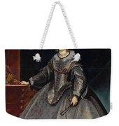 Luycks, Frans Amberes, 1604 - Viena, 1668 Maria Of Austria, Queen Of Hungary Ca. 1635 Weekender Tote Bag