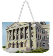 Luzerne County Courthouse Weekender Tote Bag