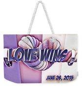 Lw Cover Weekender Tote Bag