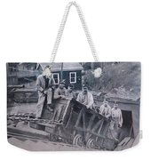 Lykens Valley Miners Weekender Tote Bag