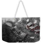 Lykens Valley Mining Weekender Tote Bag