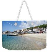 Lyme Regis Beaches - June 2015 Weekender Tote Bag