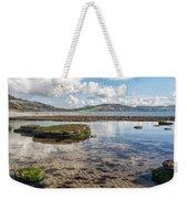 Lyme Regis Seascape 3 - October Weekender Tote Bag